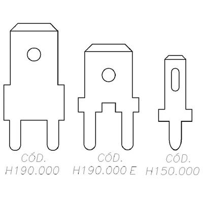Linguetas Para Circuito Impresso